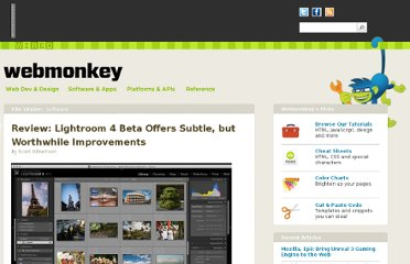 http://www.webmonkey.com/2012/01/review-lightroom-4-beta-offers-subtle-but-worthwhile-improvements/