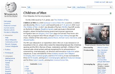 http://en.wikipedia.org/wiki/Children_of_Men
