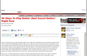 http://www.guitarplayer.com/article/99-Ways-To-Play-Better-And-Sound-Better-Right-Now/4244