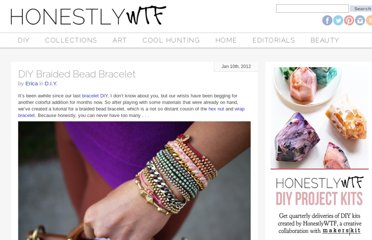 http://honestlywtf.com/diy/diy-beaded-bracelet/