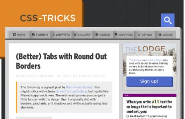 http://css-tricks.com/better-tabs-with-round-out-borders/