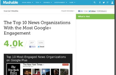 http://mashable.com/2012/01/10/news-organizations-google-plus-engagement/