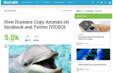 http://mashable.com/2012/01/10/how-humans-copy-animals-on-facebook-and-twitter/