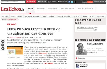 http://blogs.lesechos.fr/echosopendata/data-publica-lance-un-outil-de-visualisation-des-donnees-a8459.html