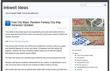 http://inkwellideas.com/2010/11/free-city-maps-random-fantasy-city-map-generator-updated/