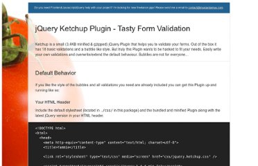 http://demos.usejquery.com/ketchup-plugin/index.html