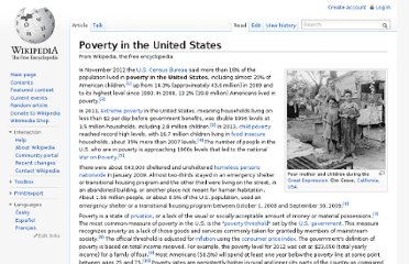 http://en.wikipedia.org/wiki/Poverty_in_the_United_States