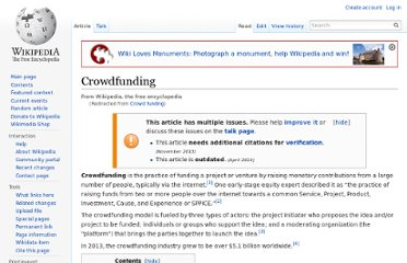 http://en.wikipedia.org/wiki/Crowd_funding#Legal_regulation