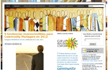 http://originalcommunitymanager.com/2012/01/11/9-tendencias-imprescindibles-para-community-managers-en-2012/