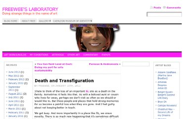 http://freeweeling.com/blog/2012/01/death-transfiguration/