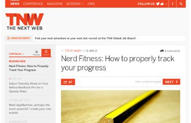 http://thenextweb.com/lifehacks/2012/01/11/nerd-fitness-how-to-properly-track-your-progress/