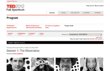 http://conferences.ted.com/TED2012/program/guide.php