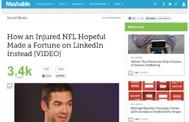http://mashable.com/2012/01/11/howes-linkedin-video/