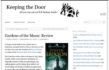 http://www.keepingthedoor.com/2009/11/22/gardens-of-the-moon-review/