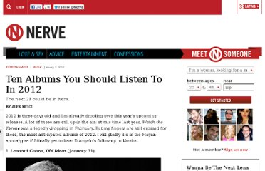 http://www.nerve.com/music/ten-albums-you-should-listen-to-in-2012