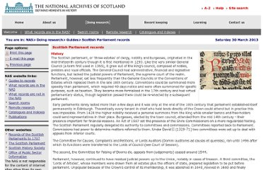 http://www.nas.gov.uk/guides/scottishParliament.asp