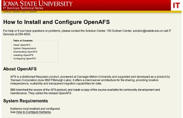 http://tech.its.iastate.edu/macosx/how-to/openafs.shtml