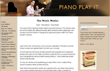 http://www.piano-play-it.com/music-modes.html