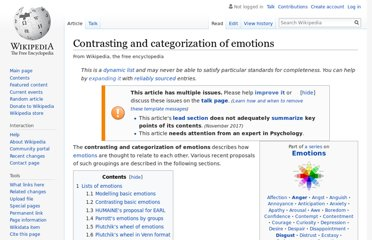 http://en.wikipedia.org/wiki/Contrasting_and_categorization_of_emotions