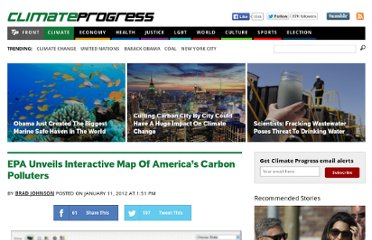 http://thinkprogress.org/green/2012/01/11/402648/epa-unveils-interactive-map-of-americas-carbon-polluters/