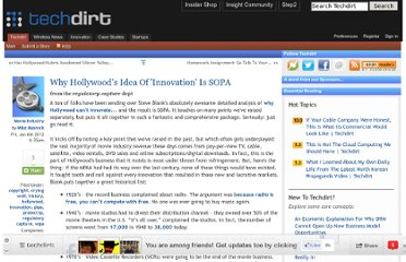 http://www.techdirt.com/articles/20120106/03171817297/why-hollywoods-idea-innovation-is-sopa.shtml