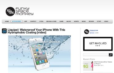 http://www.funkyspacemonkey.com/liquipel-waterproof-iphone-hydrophobic-coating-video