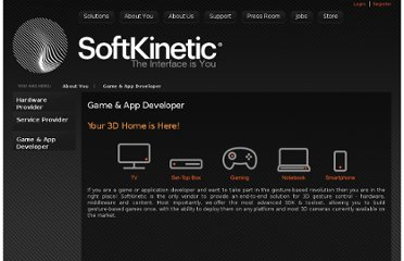 http://www.softkinetic.com/AboutYou/GameAppDeveloper.aspx