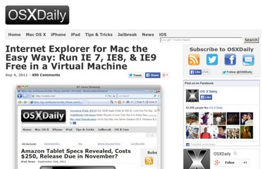 http://osxdaily.com/2011/09/04/internet-explorer-for-mac-ie7-ie8-ie-9-free/