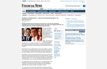 http://www.efinancialnews.com/story/2012-01-06/the-wall-street-backers-of-the-us-presidential-candidates