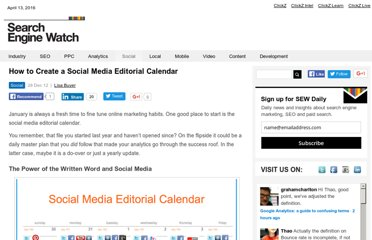 http://searchenginewatch.com/article/2136988/How-to-Create-a-Social-Media-Editorial-Calendar