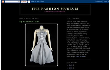 http://thefashionmuseum.blogspot.com/2010/08/big-buttoned-50s-dress.html