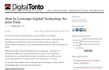 http://www.digitaltonto.com/2010/how-to-leverage-digital-technology-for-your-firm/