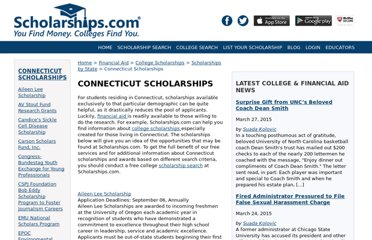 http://www.scholarships.com/financial-aid/college-scholarships/scholarships-by-state/connecticut-scholarships/