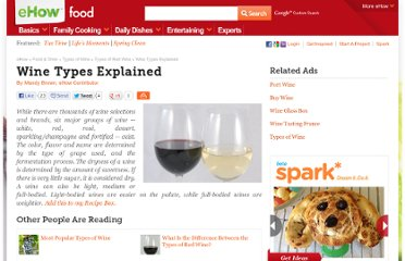 http://www.ehow.com/list_7593796_wine-types-explained.html