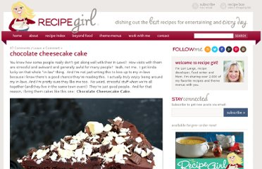 http://www.recipegirl.com/2012/01/05/chocolate-cheesecake-cake/