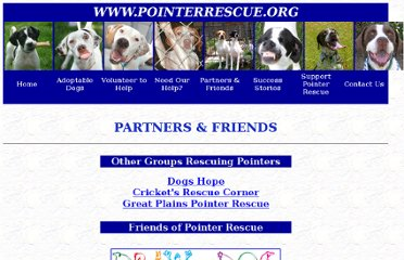 http://www.pointerrescue.org/links2.html