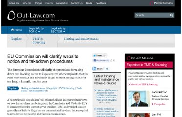 http://www.out-law.com/en/articles/2012/january-/commission-will-clarify-website-notice-and-takedown-procedures/