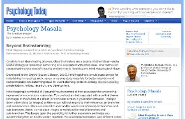 http://www.psychologytoday.com/blog/psychology-masala/201201/beyond-brainstorming