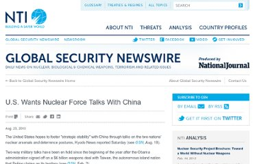 http://www.nti.org/gsn/article/us-wants-nuclear-force-talks-with-china/