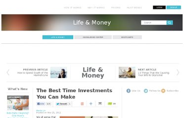 http://www.learnvest.com/2011/11/the-best-time-investments-you-can-make/