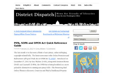 http://www.districtdispatch.org/2012/01/pipa-sopa-and-open-act-quick-reference-guide/