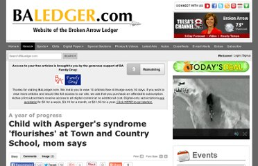 http://baledger.com/news/education/child-with-asperger-s-syndrome-flourishes-at-town-and-country/article_c15b1d5c-7657-11e0-a7bc-001cc4c03286.html