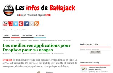 http://www.ballajack.com/meilleures-applications-dropbox