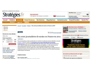 http://www.strategies.fr/actualites/medias/178955W/six-cents-journalistes-de-moins-en-france-en-2011.html