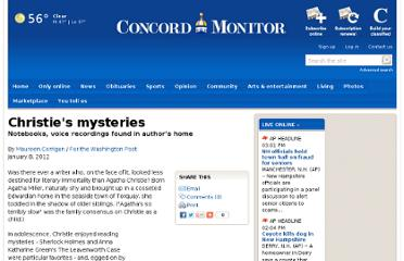 http://www.concordmonitor.com/article/303204/christies-mysteries