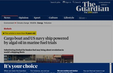 http://www.guardian.co.uk/environment/2012/jan/13/maersk-cargo-boat-algal-oil