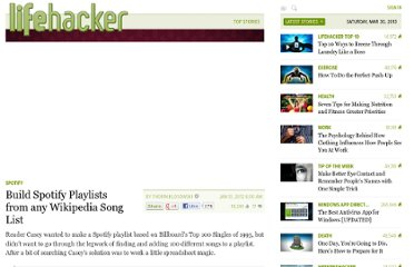 http://lifehacker.com/5875775/build-spotify-playlists-from-a-text-file-and-any-list-online
