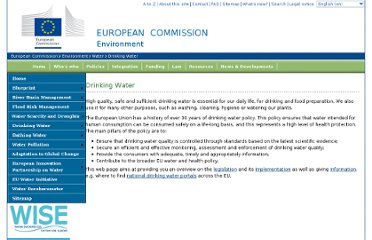 http://ec.europa.eu/environment/water/water-drink/index_en.html