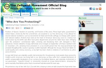 http://blog.thezeitgeistmovement.com/blog/protipd/who-are-you-protecting