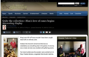 http://www.courierpress.com/news/2009/dec/19/quite-collectionmans-love-canes-begins-interesting/